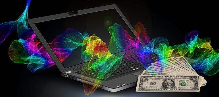 Dollar, Uang, Mendapatkan Uang, Partikel