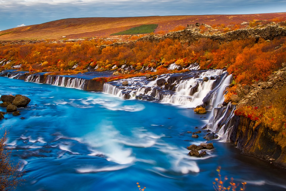 Island Landschaft Landschaftlich Kostenloses Foto Auf Pixabay