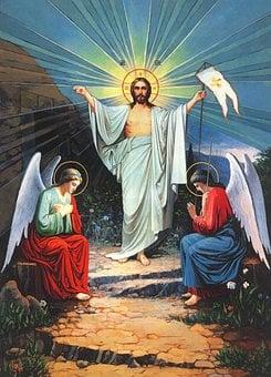Icon, Resurrection, Religion, Jesus