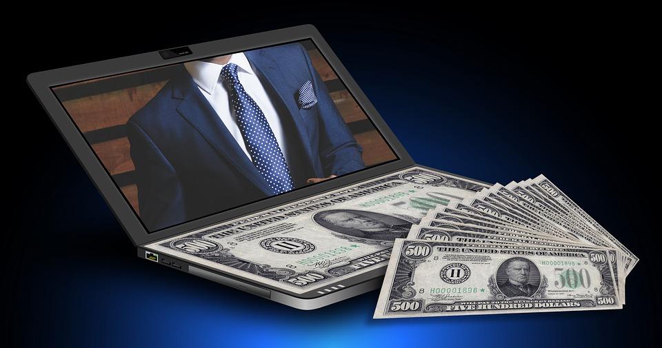 Dollar, Деньги, Заработать Деньги, Интернет, Сеть