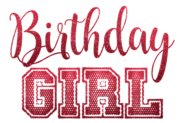 Birthday Girl Birthdays Script 183 Free Image On Pixabay