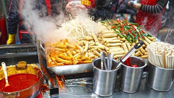 시장, 서문시장, 오뎅, 어묵, 길거리음식, 식품, 음식, 요리, 한식