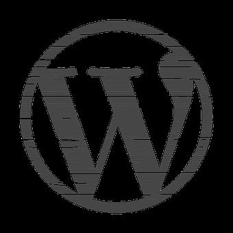 ไอคอน, WordPress, เว็บไซต์, ออกแบบเว็บ