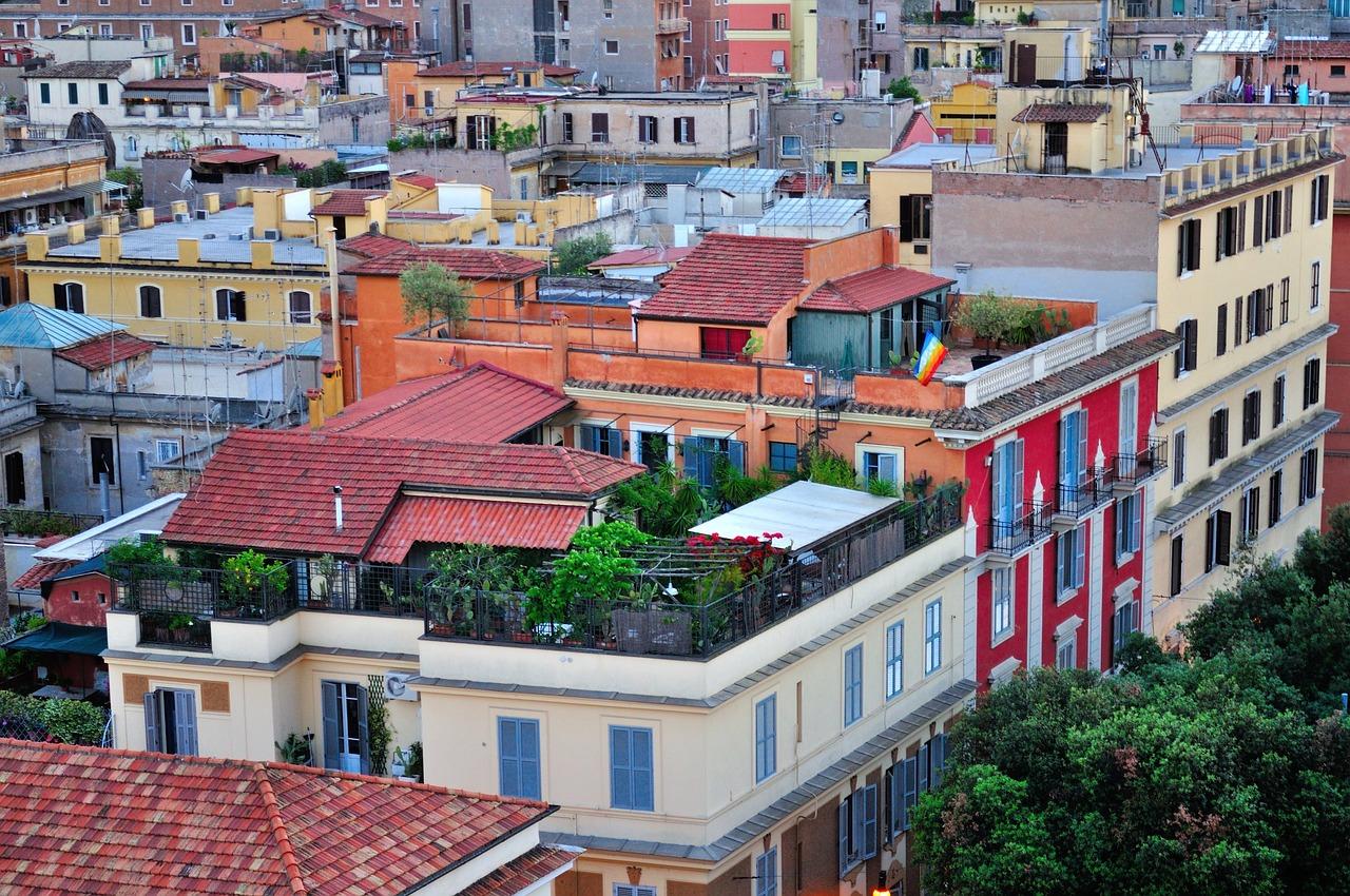 Toits Penthouse Bâtiment - Photo gratuite sur Pixabay