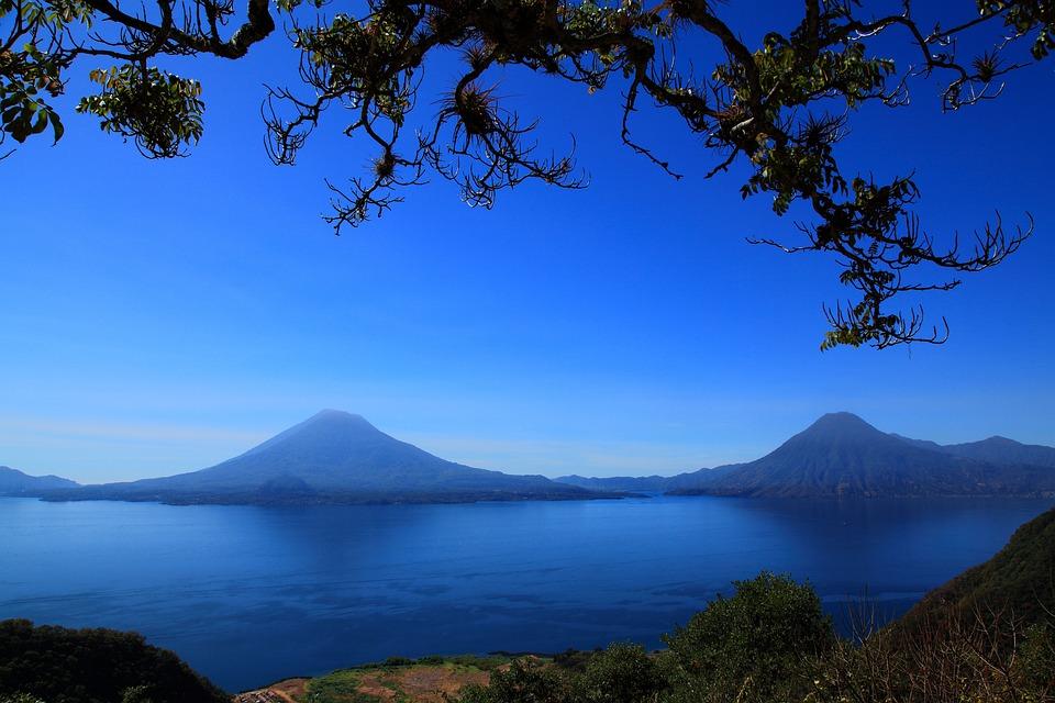 Gwatemala, Jezioro, Ameryka Środkowa