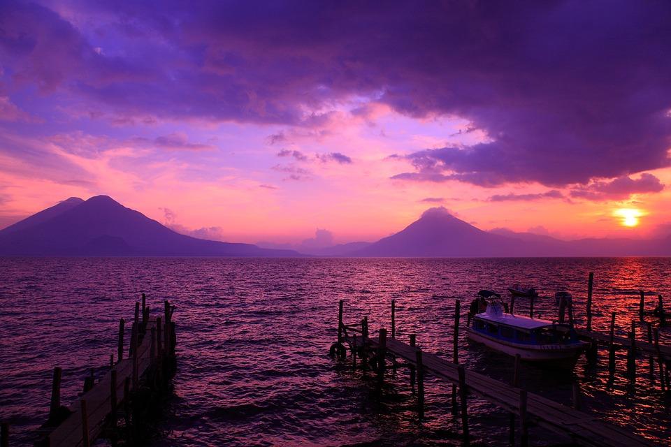 Gwatemala, Prywatność, Jezioro