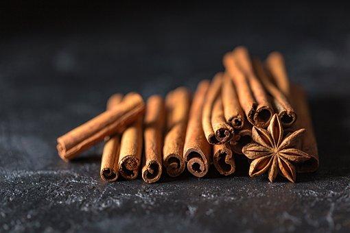 Cinnamon, Aroma, Spices, Condiments