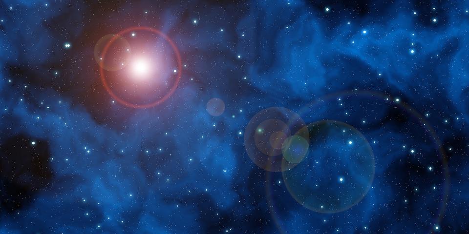 Vesmír, Galaxie, Prostor, Astronomie, Kosmos, Věda
