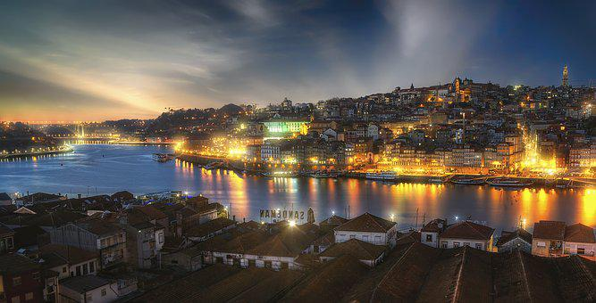 Porto, City, Portugal, Historic City