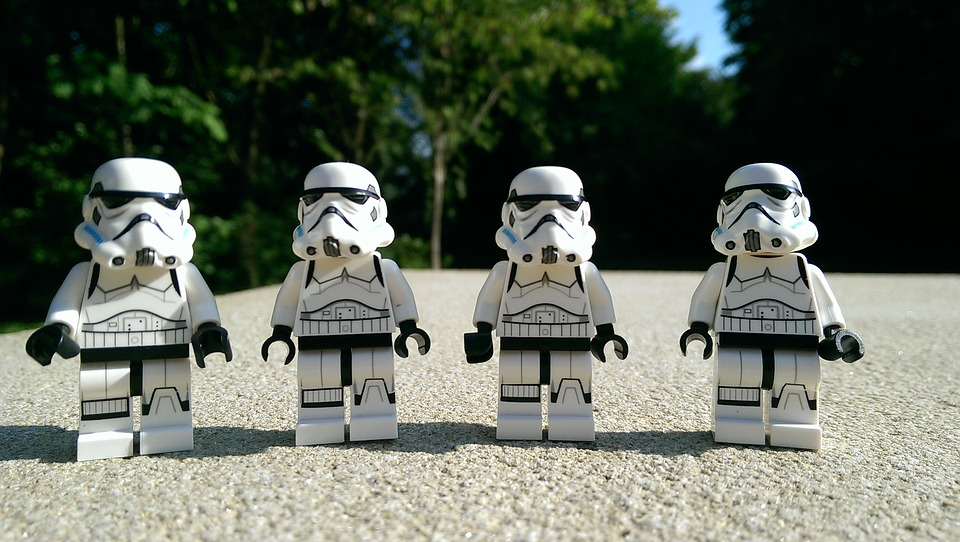 Lego, Stormtroopers, Toys