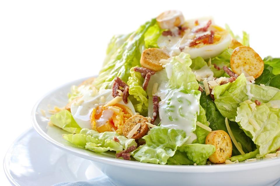 Salad Leaves Mato Free Photo On Pixabay