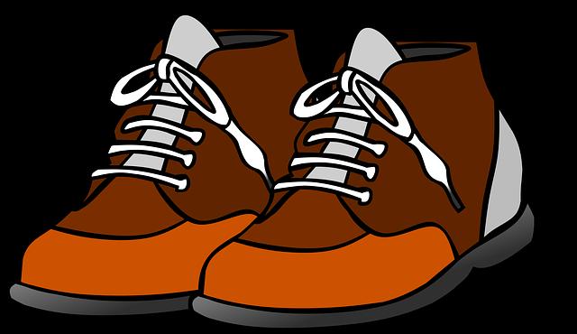 Illustration gratuite: Chaussures, Clipart, Boucle - Image ...