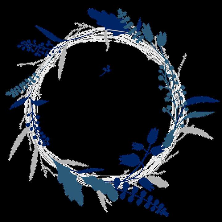 花, 木の枝, 花冠, 花輪, リース, ばね, 葉, 結婚, 結婚式の招待状, 花束, ブーケ, 幸せ