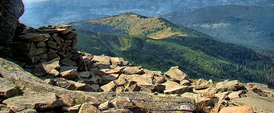 Montañas, Babia Superior, Paisaje, Beskydy, Tapas