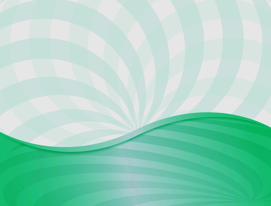 background green abstract greeting card