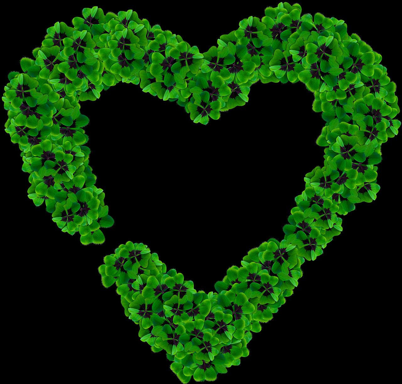 современный, блестящий картинки сердечки зеленые текущий
