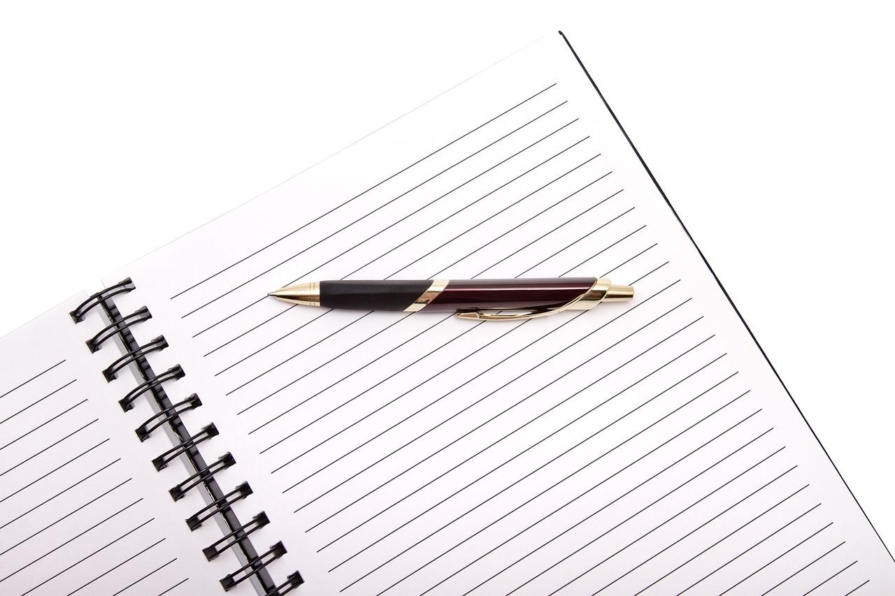 Открытки новым, картинки тетради и ручки