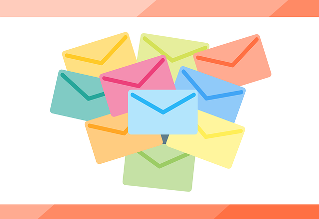 Email Newsletter icons
