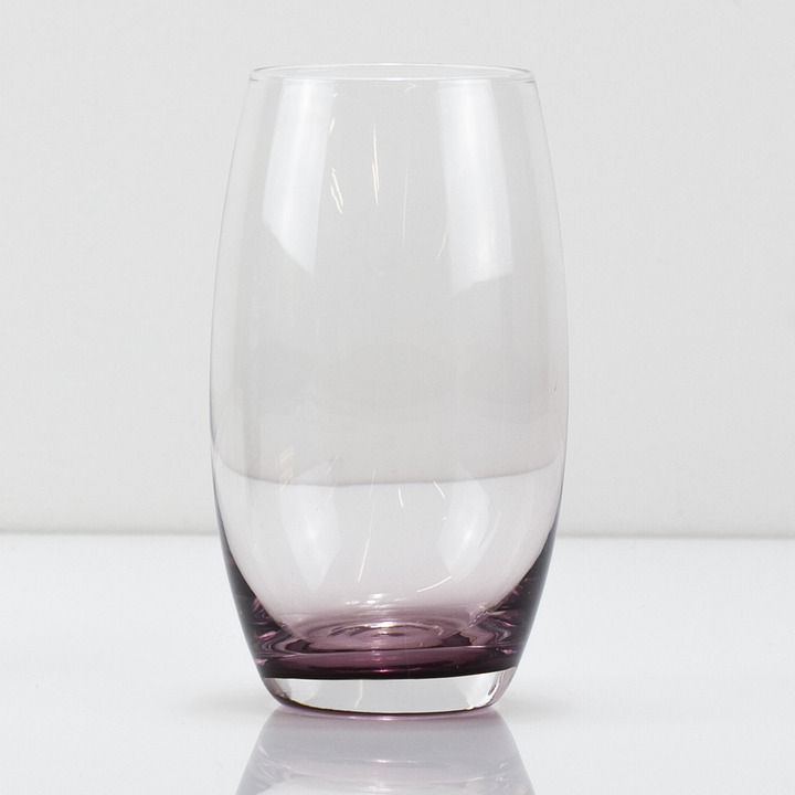 A Glass Cup