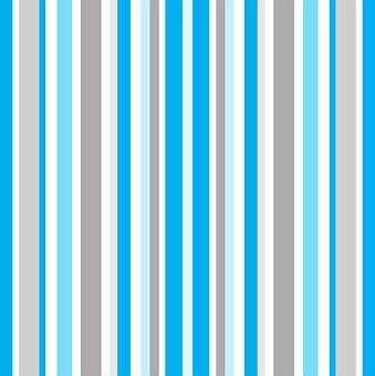 Vertikal, Streifen, Aqua, Weiß, Grau