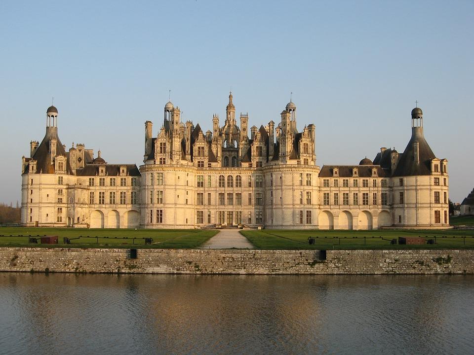 Château, Chambord, France, Château Royal