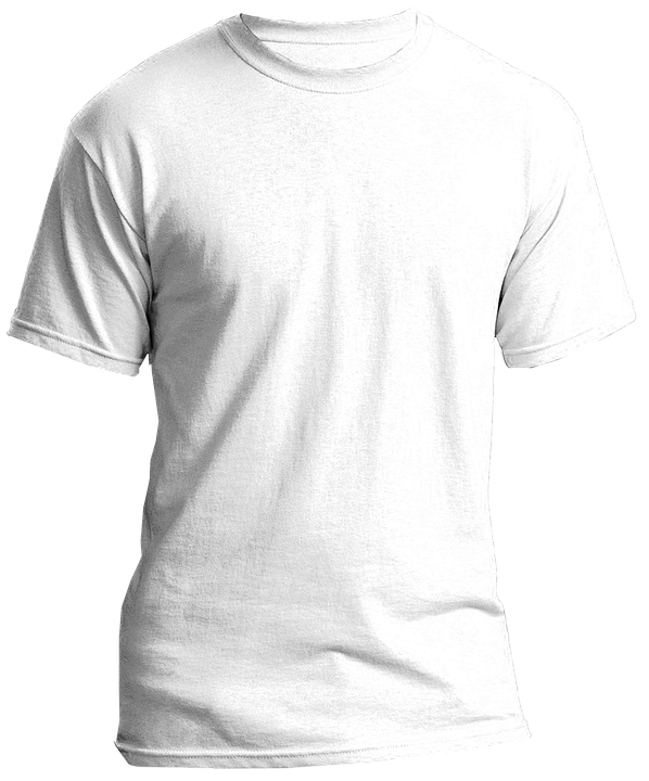 Blank T Shirts White Shirt Template
