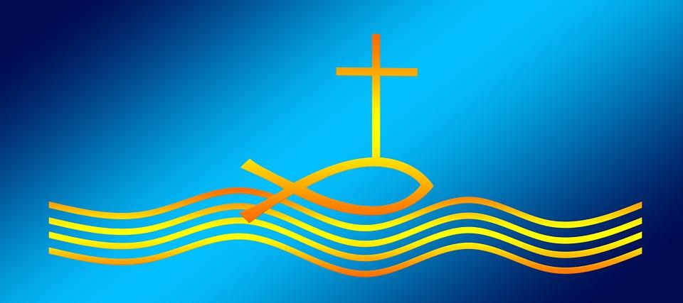Symbole Taufe Evangelisch