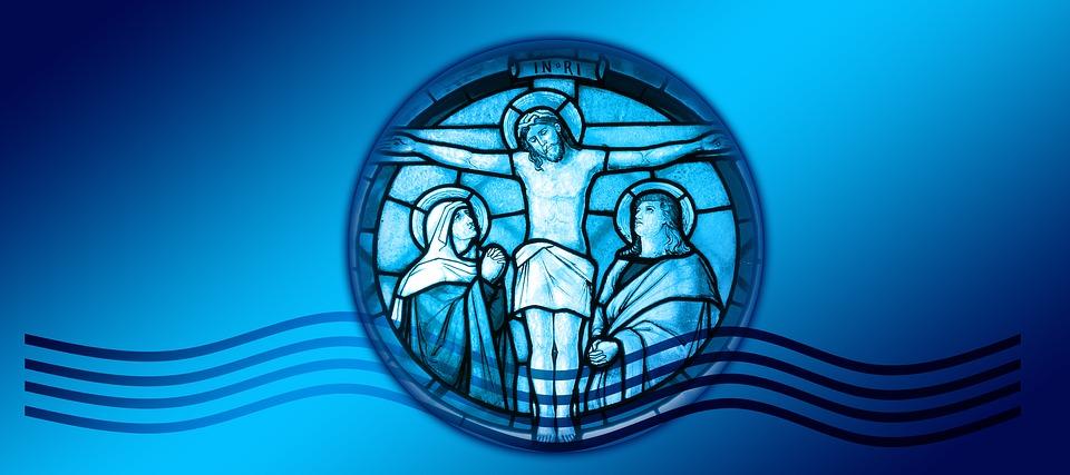 Religion Jesus Taufe Kostenloses Bild Auf Pixabay
