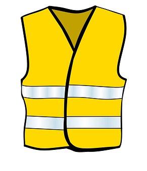 Weste, Sicherheit, Straßenverkehr