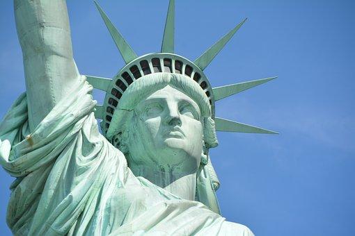 Super Statue, De, La, Liberté - Images gratuites sur Pixabay IO99
