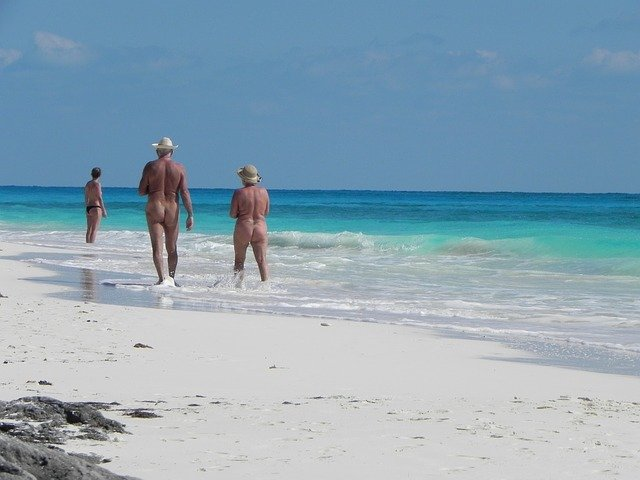 Cuba Cayo Largo Nudism Nudist  Free Image On Pixabay-1390