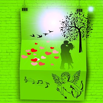Rencontre, Jour De La Saint Valentin