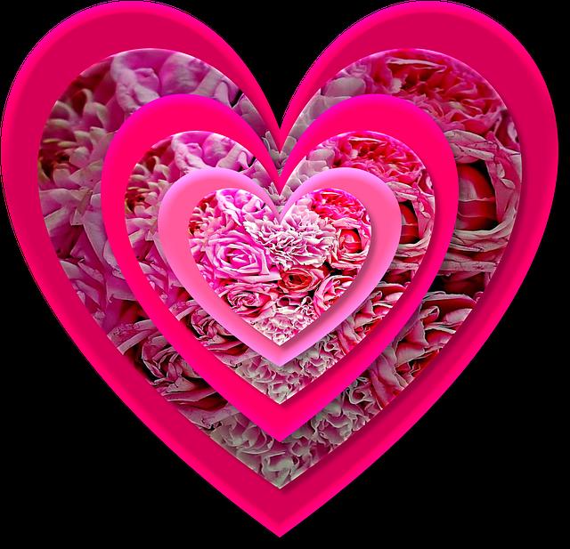 Картинки сердечек ко дню святого валентина