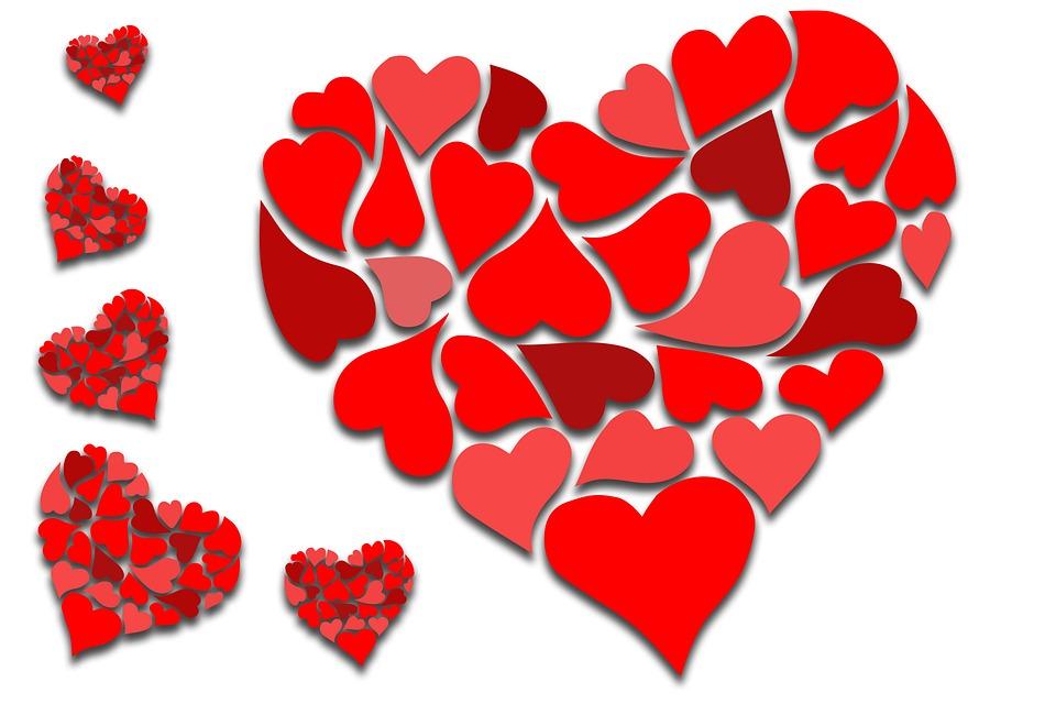 Valentines Day Heart Love Valentine Romance Red