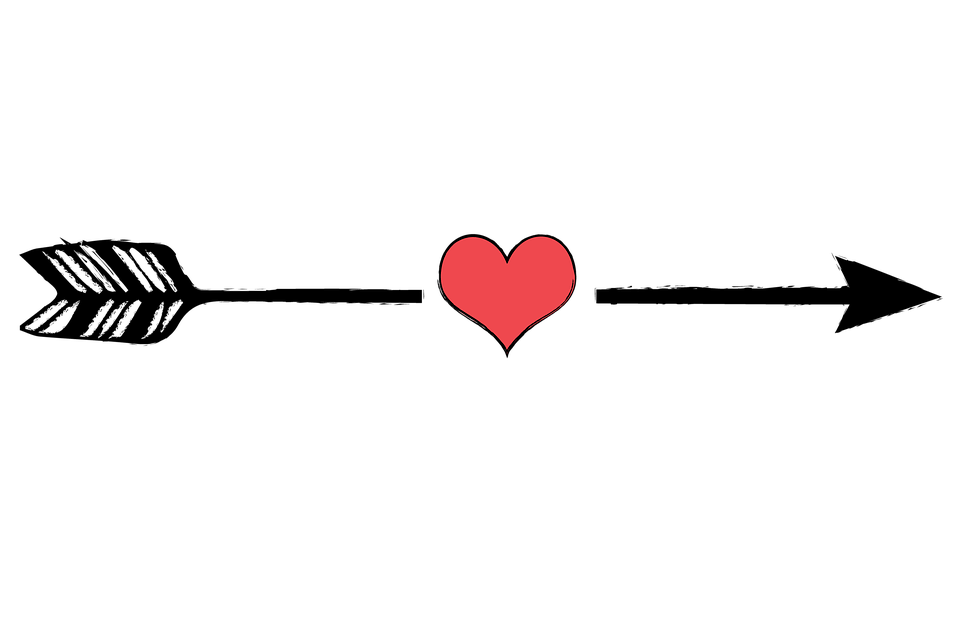 Arrow Arrows Heart Free Image On Pixabay