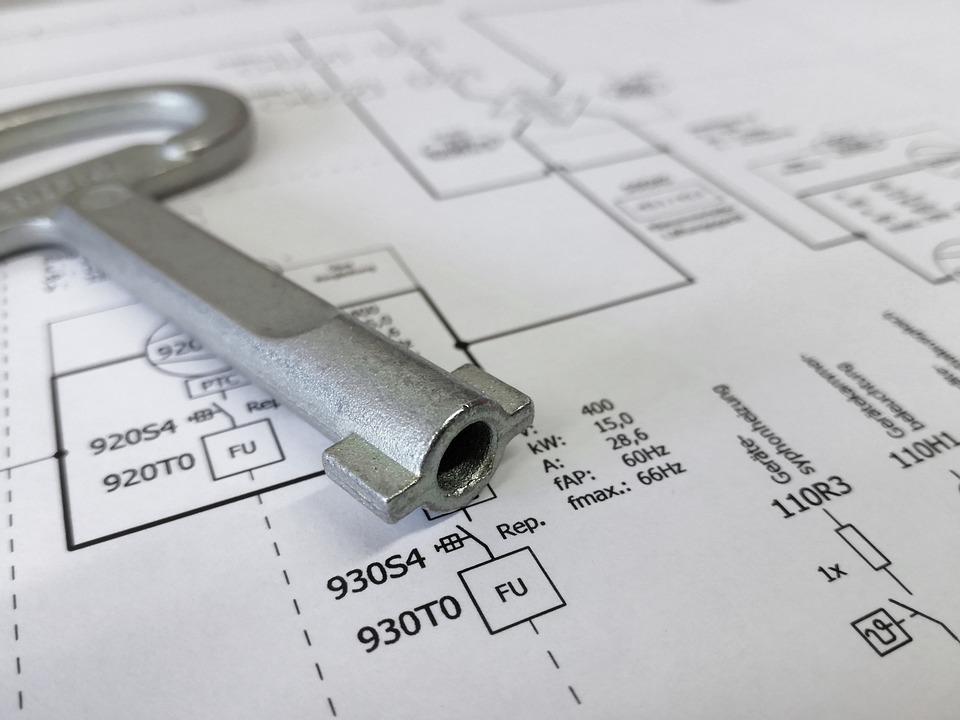 Verteiler Plan Schaltplan · Kostenloses Foto auf Pixabay