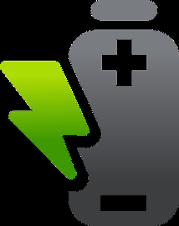 Batterie Symbol Akku · Kostenlose Vektorgrafik auf Pixabay