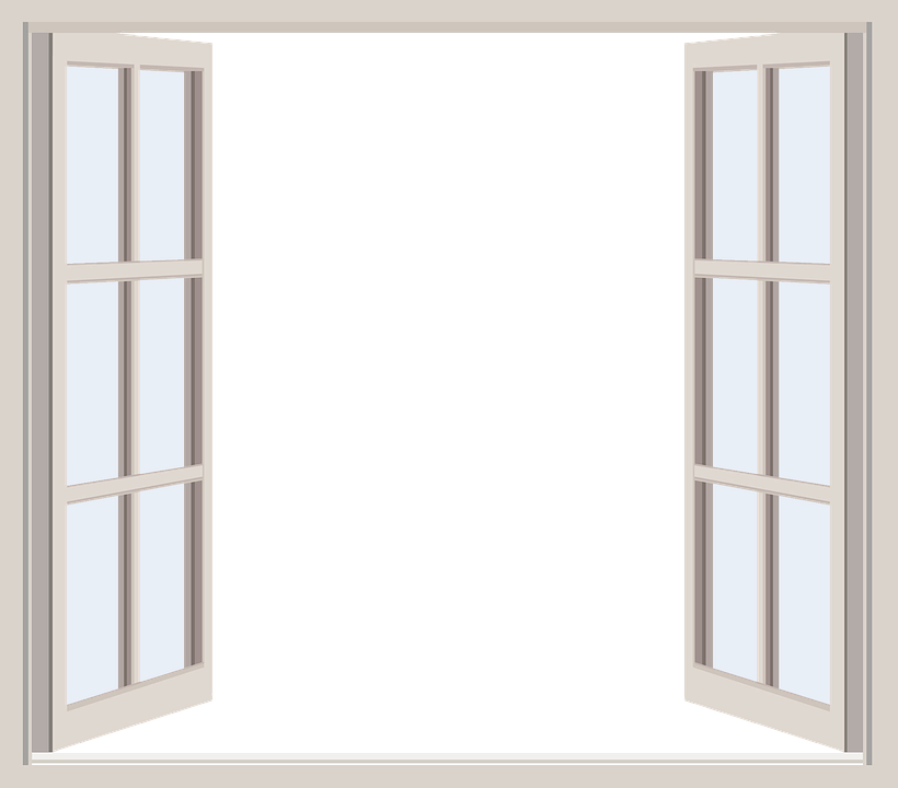 window frame open window frames - Window Picture Frame