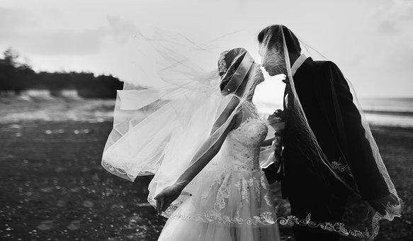 Wedding, Bride, Bridegroom, Love