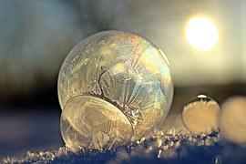 Free Photo Soap Bubble Frost Blister Free Image On