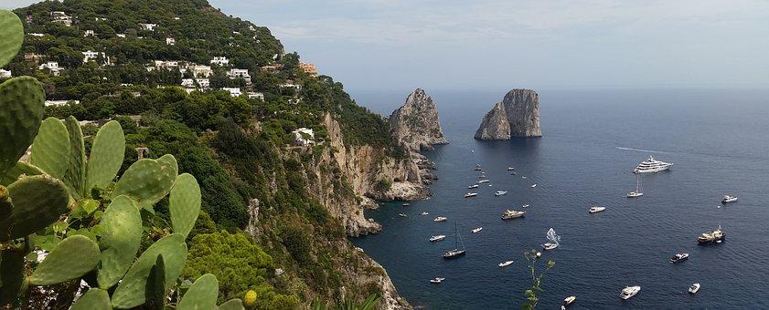 Qué ver qué hacer en Capri