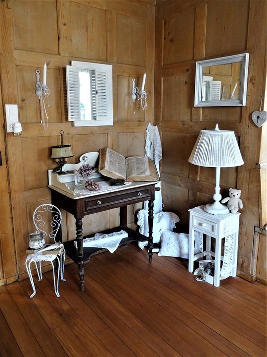Wohnzimmer Vintage Alte Möbel - Kostenloses Foto auf Pixabay