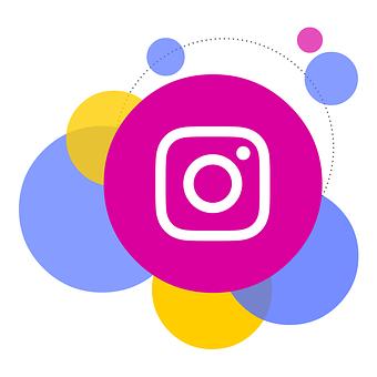 Bulles, Instagram, Réseau Social