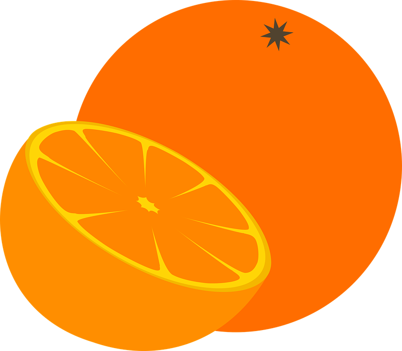 orange citric fruit free vector graphic on pixabay rh pixabay com orange vector background hd orange vector logo
