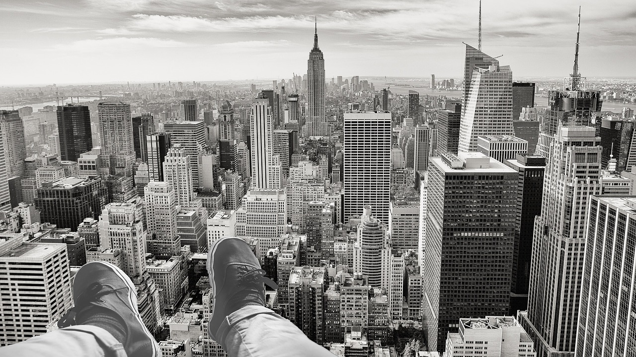 a creative writing about being raised in new york city