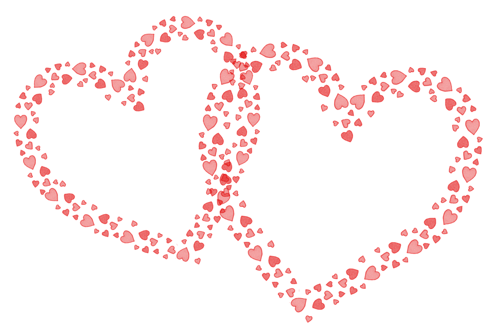 Valentine'S Day Love Hearts In · Free Image On Pixabay