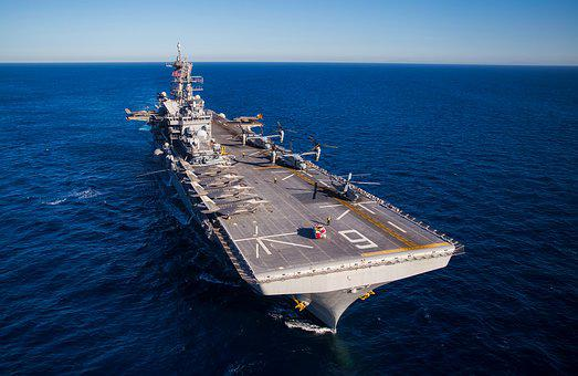 Uss America Aircraft Carrier Ship United S