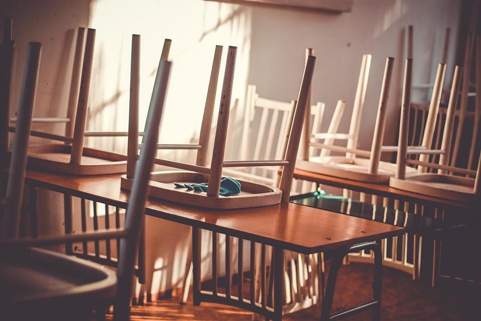 сколько размеров школьной мебели