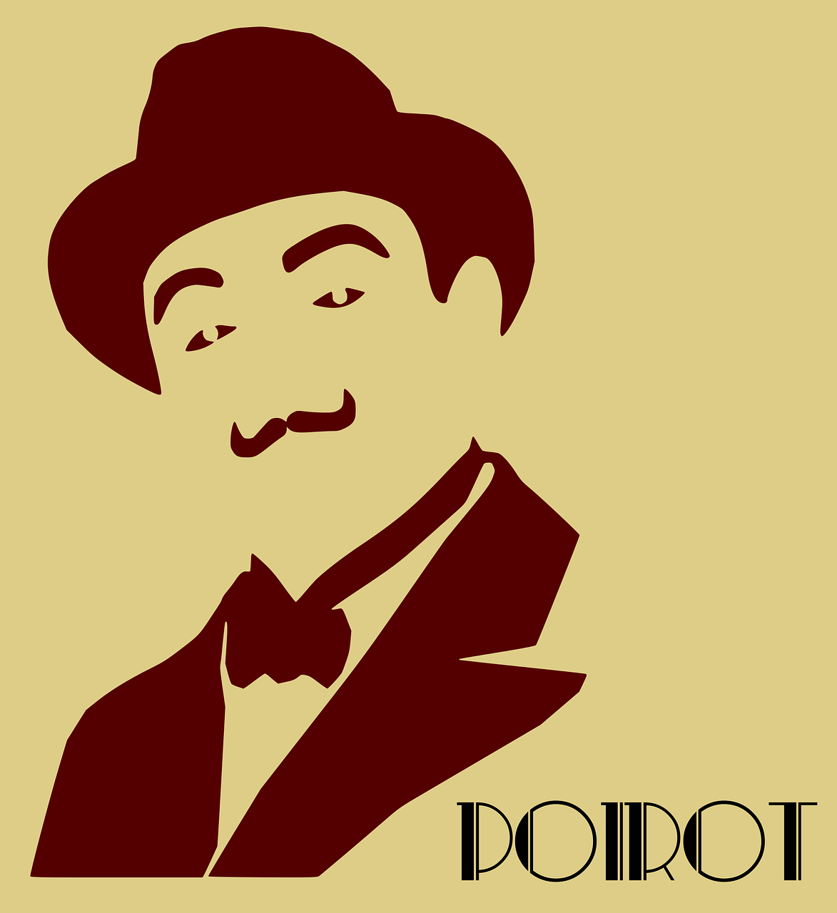 Hercule Poirot Figures People - Free image on Pixabay
