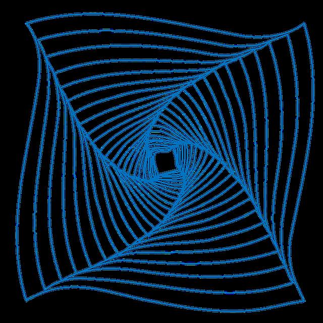 free illustration spirograph pattern drawing free